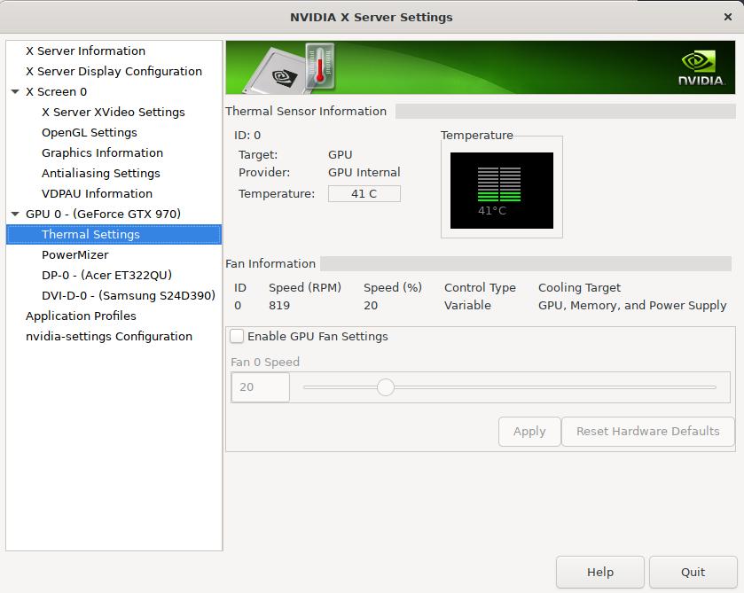 Vaughan Hilts - Replacing the fans on a Zotac GTX 970 (Dual